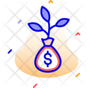 Investment Finance Mony Icon
