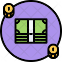 Investment Bank Note Icon