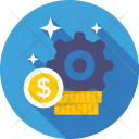 Investment Banking Cog Icon
