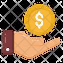 Savings Money Funds Icon