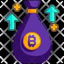 Investment Money Bag Money Icon