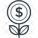 Investment Business Plan Icon
