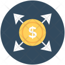Investment Business Growth Icon