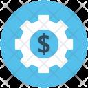 Investment Plan Dollar Icon