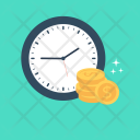 Investment Time Finance Icon