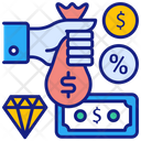 Investment And Savings Icon