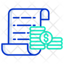 Investment Files Icon