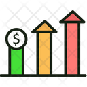 Investment Graph Finance Graph Investment Icon
