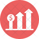 Investment Graph Stock Market Stock Chat Icon