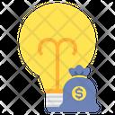 Investment Idea Budget Idea Icon