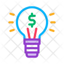 Investment Ideal Icon