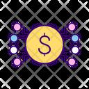 Investment Income Icon