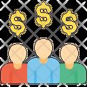 Investment partnership Icon