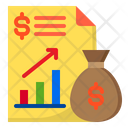 Investment Report Icon