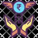 Minvestment Security Investment Security Secure Rupee Icon