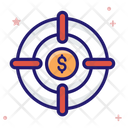 Investment Target Icon