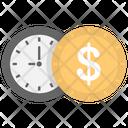 Businessman Entrepreneurship Time Management Icon
