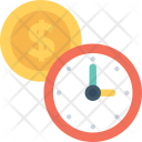 Investment Time Opportunity Icon