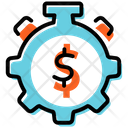 Investment Time Plan Icon