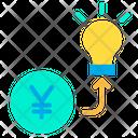 Investment Yen Icon