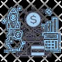 Investments Savings Profit Icon