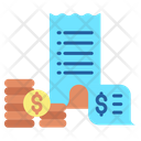 Investments Bills Dollar Icon