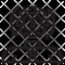 Brainstrom Invetor Invetment Icon