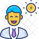 Buyer Investor Seller Icon