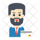 Pay Credit Employee Icon