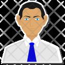 Investor Avatar Business Icon