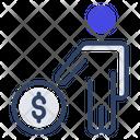 Investor Banker Lender Icon