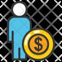Investor Businessman Entrepreneur Icon
