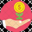 Investor Investment Money Icon