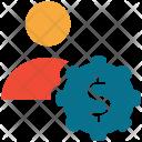 Investor Buyer Client Icon