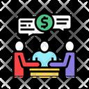 Investor Meeting Shareholders Meeting Icon