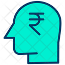 Investor Mind Investor Thinking Investment Thinking Icon