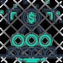 Investors Banker Lender Icon