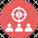 Investors Shareholders Stock Exchange Icon