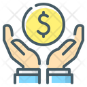 Money Saving Finance Savings Money Icon