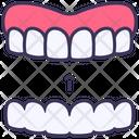 Orthodontics Invisalign Teeth Icon