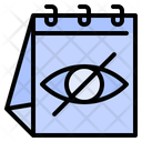 Invisible Unknown Blind Icon
