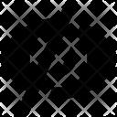 Invisible Symbol Hide Icon