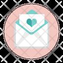 Invitation Wedding Card Envelope Icon