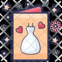Invitation Wedding Card Invitation Letter Icon