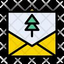 Invitation Message Envelope Icon