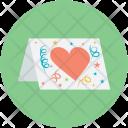 Invitation Message Wishing Icon