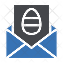 Easter Invitation Message Icon