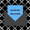 Invitation Card Mail Icon