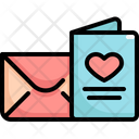 Invitation Card Wedding Icon