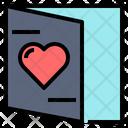 Card Invitation Pasteboard Icon
